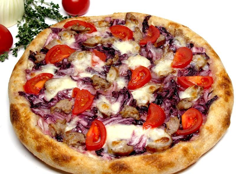 Pizza Sauerteig