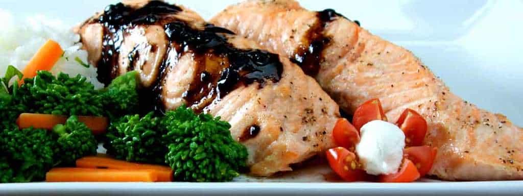 Brod and Taylor Black Garlic Salmon